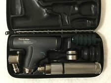 WELCH ALLYN DIAGNOSTIC SET PANOPTIC # 11820 & OTOSCOPE # 20200
