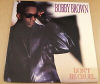 """Bobby Brown : Don't Be Cruel : Vintage 7"""" Vinyl Single from 1988"""
