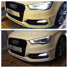 2X H11 30 W Cree Xenon Blanco LED Bombillas De Luz De Niebla Audi A3 8 V Canbus Libre De Errores