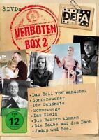 VERBOTEN-BOX 2 (ERWIN GESCHONNECK, KÄTHE BRAUN,,,,)  8 DVD NEU