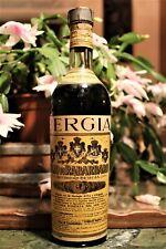 1933/1944 – SIGILLO REGNO FASCI -OLIO DI RABARBARO BERGIA TORINO cl.47,5 / 21°