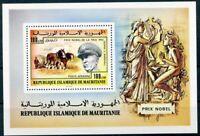 451167) Mauretanien Block 17 **, Nobelpreis