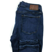 Henry And Belle Womens 28 Super Skinny Ankle Dark Wash Blue Stretch Jeans