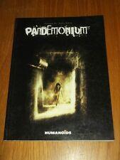 Pandemonium by Christophe Bec Humanoids (Paperback)< 9781594650673