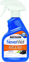 NeverWet 280886 Boot and Shoe Water Repelling Treatment, 11 oz Bottle, Clear