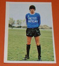 291 HENRI ANSALDO TROYES AUBE TAF AGEDUCATIFS FOOTBALL 1973-1974 73-74 PANINI
