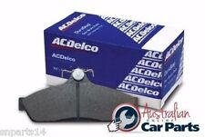 Holden VE Commodore Front Brake Disc Pads V6 V8 exc police & HSV DB1765 genuine