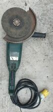 "Metabo 06420390 w2000 GB 230mm 9"" angle metal grinder cutter power tool lot"