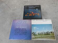 PAT METHENY-3 LP'S-OFFRAMP-PRMO-AMERICAN GARAGE-80/81-GF-JACK DE JOHNETTE-ECM-NM