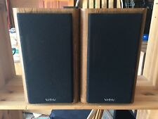 Infinity RS 2000 Vintage Bookshelf Monitor Speakers refurbished Butyl Surrounds