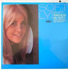 WANDA DE SAH Softly! ARRANGED BY JACK MARSHALL Capitol Records SEALED VINYL LP