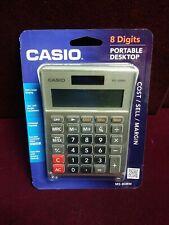 Casio MS-80BM Basic Standard Function Desktop Calculator with 8 Digit