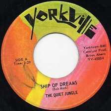 "QUIET JUNGLE ""SHIP OF DREAMS"" CN MONSTER GARAGE 1967"