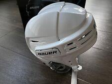 Bauer Reakt 75 Eishockey Helm - weiß - neuwertig- Größe S
