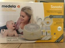 NEW & FACTORY SEALED Medela Sonata Smart Breast Pump Portable Double Electric