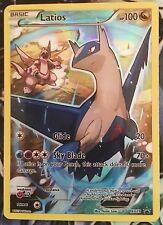 Pokemon XY79 Latios HOLO RARE Black Star Promo Card Mint/Near-Mint