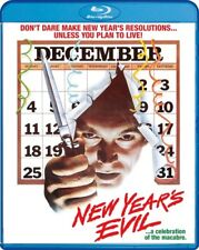 New Year's Evil [New Blu-ray] Widescreen