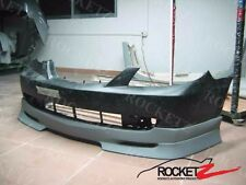 01-03 Mazda Protege RZ Style Front Lip Bumper Body Kit USA CANADA