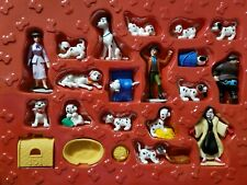 Disney 101 Dalmations Set ~ Vintage Complete Collection, 22 pieces