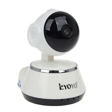 Wireless Wifi 720P HD IP Camera IR-Cut Night Vision Audio Cam Baby Pet Monitor