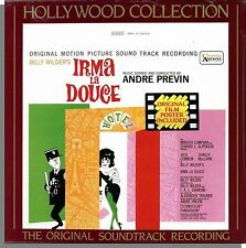 Irma La Douce (1963) - New 1980s Andre Previn Original Soundtrack UK LP Record!