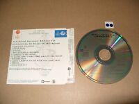 Elton John The World 10 Track cd Promo 1989 Limit Souvenir Edit cd + Inlay Ex+