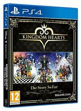 Kingdom Hearts The Story So Far 1.5 + 2.5 REMIX + 2.8 PS4 ESPAÑOL NUEVO