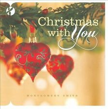 Christmas With You - Montgomery Smith (CD) New