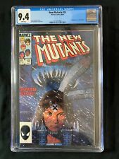 New Mutants #18 CGC 9.4 (1984) - 1st appearance of new Warlock