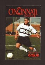 Cincinnati Bearcats--1997 Soccer Pocket Schedule--Husman's
