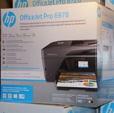 HP OfficeJet PRO 6978 e-All-In-One Wireless Inkjet Color Printer Copy Scan Fax C
