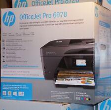 HP OfficeJet PRO 6978 e-All-In-One Wireless Inkjet Color Printer Copy Scan Fax C