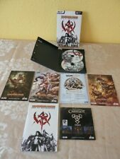 Warhammer online Age of reckoning PC DVD rom video game. Mythic game. Complete.