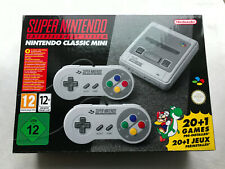 Super Nintendo Entertainment System Classic Mini SNES Mini NEU