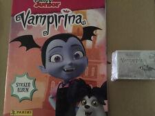 PANINI VAMPIRINA EMPTY ALBUM + SET COMPLETE 192 STICKERS