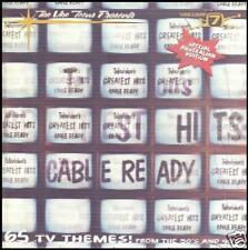 TELEVISION GREATEST HITS - CABLE READY CD: 65 TV THEMES
