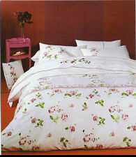 CONSTANCE Double Bed Quilt / Doona Cover Set - 250TC BNIPack - COTTON