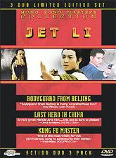 Jet Li - Bodyguard From Beijing/Last Hero In China (Dvd) missing Kung fu master