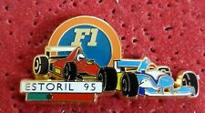 PIN'S F1 FORMULA ONE FERRARI BENETTON GP ESTORIL 95 ZAMAC JFG MIAMI