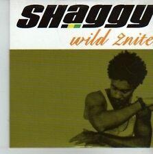 (CW229) Shaggy, Wild 2nite - 2005 DJ CD