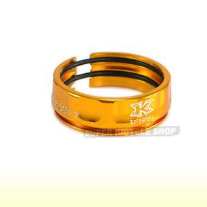 KCNC SC14 Seat Post Grip , 27.2 / 30.7mm , Gold