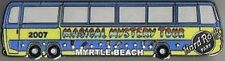 Hard Rock MYRTLE BEACH PARK 2007 BEATLES PIN Magical Mystery Tour Bus LE 1800