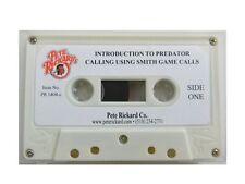 PETE RICKARD - INTRO TO PREDATOR CALLING HUNTING CASSETTE