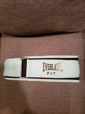 Everlast F.I.T Foam Core Training Belt. Blue Size Medium.