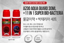AZOO Aqua Guard + Bacteria Set 30 + 30 ml For Water Change / Freshwater N_o