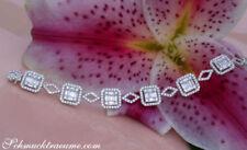 Diamant Echtschmuck-Armbänder mit VVS Reinheit