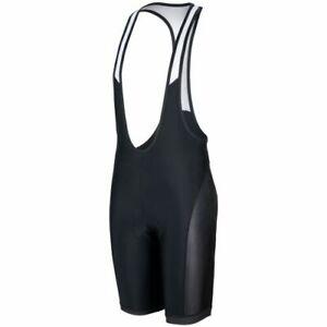 New Sweat Cycle Mens Bib Shorts - Sweat Cycle Bibs - Various Sizes - Black