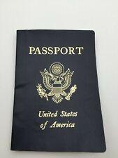 Vintage American USA Passport