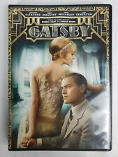 The Great Gatsby (DVD, 2014)