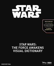 Star Wars: the Force Awakens Visual Dictionary-ExLibrary